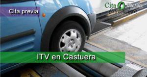 Cita Previa ITV ITV VEGA BAJA, S.A. en Castuera