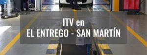 Cita Previa ITV ITVASA en El Entrego - San Martín del Rey Aurelio
