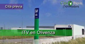 Cita Previa ITV ITV VEGA BAJA, S.A. en Olivenza,