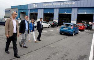 Estaciones itv en la provincia de Coruña