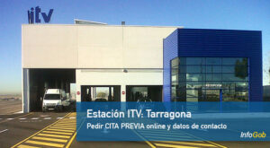 Estaciones itv en la provincia de Tarragona